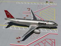 Northwest Airlines (USA) A320-200 Gemini Diecast Display Model