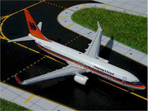 Hapag-Lloyd (Germany) B737-800 Gemini Diecast Display Model