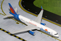 Allegiant B757-200 Gemini Diecast Display Model