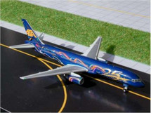 ATA Airlines, N520AT B757-200 Gemini Diecast Display Model
