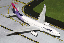 "Hawaiian Airlines A330-200 ""Iwakeli`i"" Gemini Diecast Display Model"