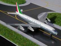 Alitalia (Italy) DC-8, I-DIWA Gemini Diecast Display Model