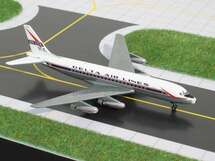 Delta Air Lines (USA) DC-8 Gemini Diecast Display Model
