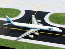 ATI DC-8 Gemini Diecast Display Model