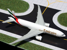 Emirates Cargo 777-200f Gemini Diecast Display Model