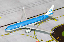 KLM Royal Dutch Airlines A330-200 Gemini Diecast Display Model