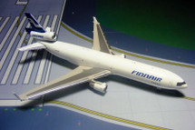 Finnair MD-11f Gemini Diecast Display Model