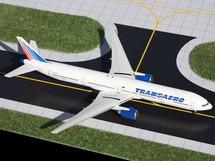 Transaero Airlines B777-300 Gemini Diecast Display Model