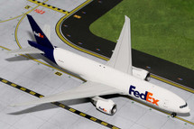 Federal Express (USA) 777-200f Gemini Diecast Display Model