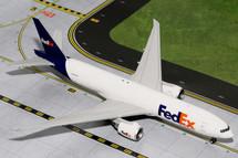 Federal Express (USA) 777-200f Gemini Diecast Display Model