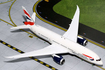 British Airways B787-8 Gemini Diecast Display Model
