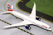 British Airways B787-9, G-ZBKA Gemini Diecast Display Model