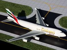 Emirates (United Arab Emirates) B747-400f Gemini Diecast Display Model
