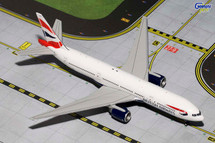 British Airways B777-200 Gemini Diecast Display Model