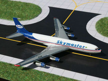 Skymaster Cargo B707 Gemini Diecast Display Model