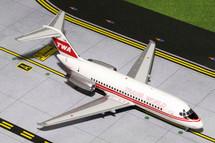 TWA Transworld Airlines (USA) DC-9 Gemini Diecast Display Model