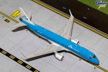 KLM Royal Dutch Airlines Embraer 190 Gemini Diecast Display Model