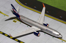 Aeroflot, VP-BZA B737-800 Gemini Diecast Display Model