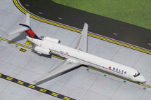 Delta Air Lines MD-80 Gemini Diecast Display Model