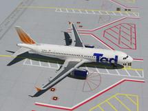 Ted (USA) A320-200 Gemini Diecast Display Model
