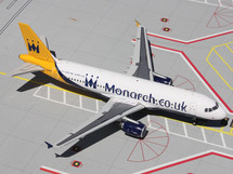 Monarch Airlines (UK) A320-200 Gemini Diecast Display Model