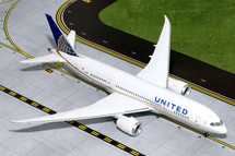 United Airlines (USA) B787-8 Gemini Diecast Display Model