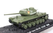 KV-85 Heavy Tank Soviet Army, 1943 Diecast Model