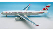 """Turkish Airlines A330-200 TC-JNC  """"Kushimoto"""" with stand"""