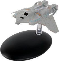 Federation Attack Fighter Starfleet, w/Magazine