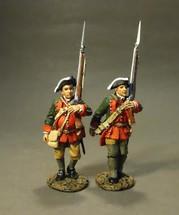 Pensylvanian Marching Figurines