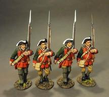 Pensylvanian Marching Set 2 Figurines