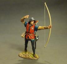 Yorkist Archer Figurine #2
