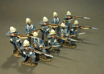 Royal Marines Set Figurines