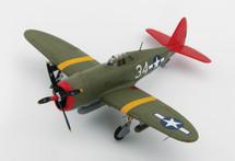 """P-47D Thunderbolt """"White 34"""""""