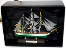 "Gorch Fock German Navy - ""Age of Sail"" Warship"