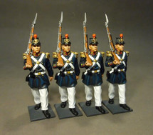 U.S. Marines in Full Dress, The American Civil War