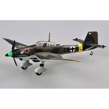 Ju 87D Stuka Display Model Luftwaffe 2./StG 2, 1942