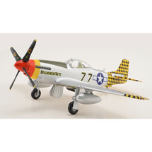 "P-51K Mustang USAF 325th FG, #44-15093 ""Belligerent Betts"""