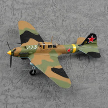 Il-2 Sturmovik Soviet Air Force, Yellow 25, USSR