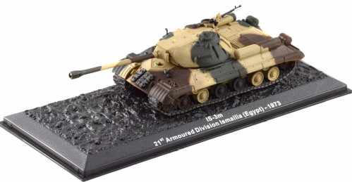 Tank 1:72 IS-3m 21st Armoured Division Ismailia