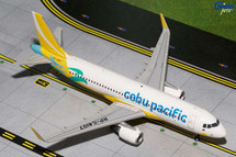 Cebu Pacific A320s New Livery REG#RP-C4107 Gemini Diecast Display Model