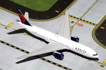 Delta Air Lines 777-200ER, N865DA Gemini Diecast Display Model