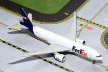 Federal Express Boeing 777-200F, N885FD Gemini Diecast Display Model