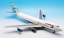 """British Airways Boeing 747-200 G-BDXD """"Blue Poole"""""""