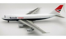 British Airways Cargo Boeing 747-200 G-KILO Diecast Model