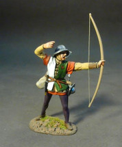 Lancastrian Archer, The Retinue of Henry Tudor, Earl of Richmond