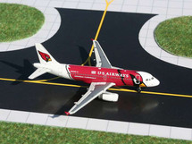 US Airways A319 Arizona Cardinals Gemini Diecast Display Model