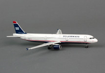 US Airways A321, N162UW Gemini Diecast Display Model
