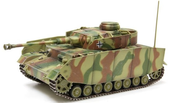 Atlas Editions 1:72 Sd.Kfz.161 PzKpfw Panzer IV Ausf.G German France 44 4660-111