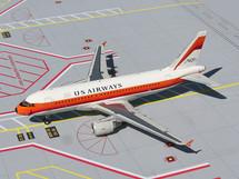 US Airways A319, N742PS Gemini Diecast Display Model